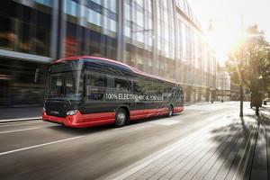 Szwedzi wypuszczają na ulice autonomiczne autobusy z napędem elektrycznym