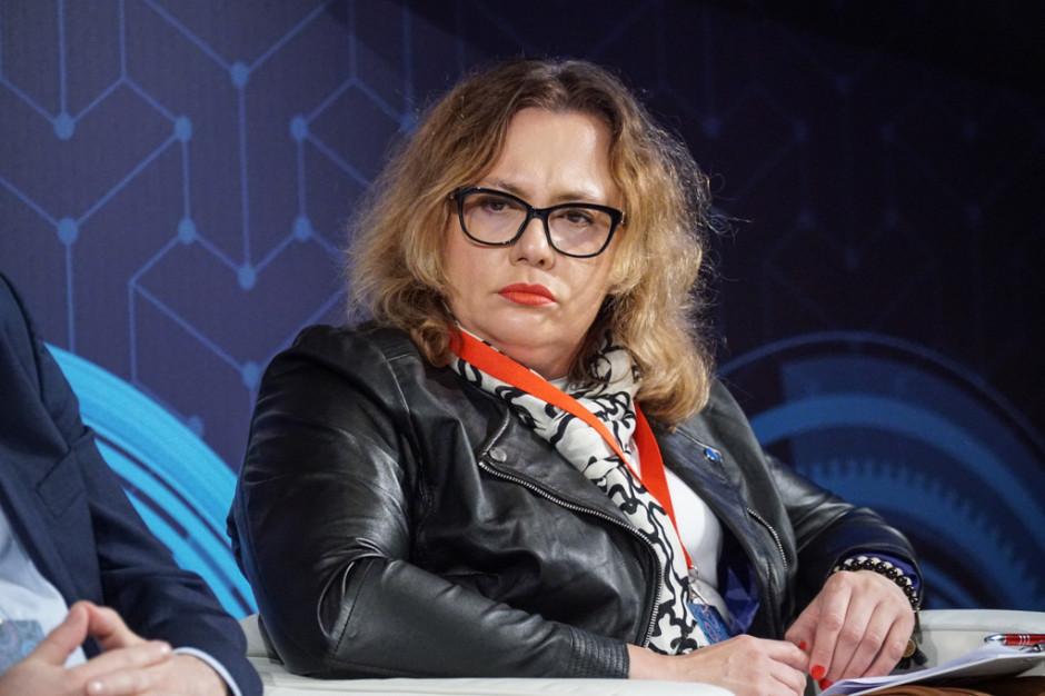 Aneta Muskała, wiceprezes zarządu i dyrektor ds. finansowych International Paper Kwidzyn. Fot. PTWP