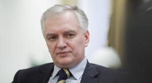 Jarosław Gowin: sieć Łukasiewicz da impuls do innowacyjności