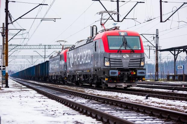 Trzy nowe lokomotywy od Siemensa dla PKP Cargo
