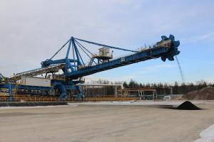 Do nowego bloku Elektrowni Jaworzno przyjechał pierwszy ładunek węgla