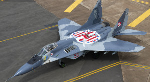 1/3 naszych samolotów bojowych nie lata. Może lepiej, by tak zostało?