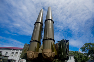 """""""Rosja testowała na Krymie systemy rakietowe Iskander-M"""""""