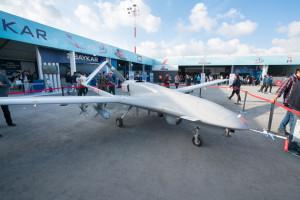 Ukraina otrzymała partię nowoczesnych dronów z Turcji