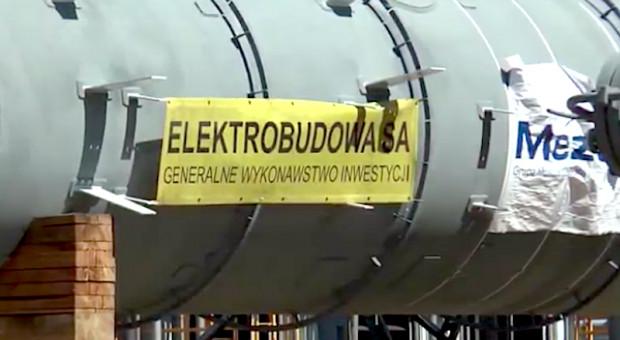 Elektrobudowa zarobi więcej na budowie elektrowni Olkiluoto 3