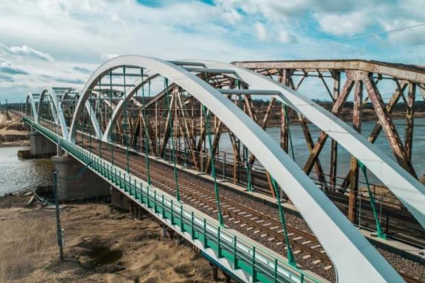 PKP PLK: nowe mosty kolejowe i remonty istniejących