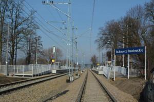 Kolejna linia kolejowa gotowa do otwarcia. Koszt - 150 mln zł