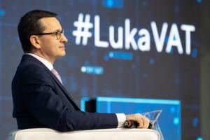 Mateusz Morawiecki: przez wyciek podatku VAT, z Polski wyjechało 2 miliony ludzi