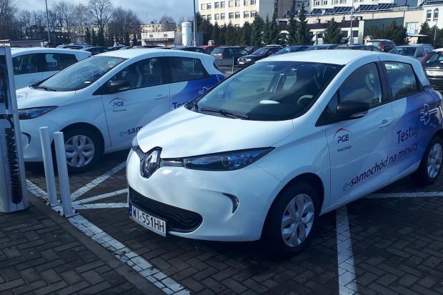 PGE wspiera elektromobilność w kolejnych miastach