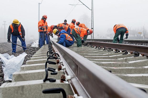 Track Tec: z kolejowych placów budowy dochodzą niepokojące sygnały