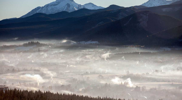 Smog trzyma się mocno