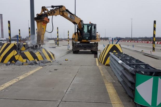GDDKiA likwiduje bramki na A2. Bliżej też do poszerzenia autostrady
