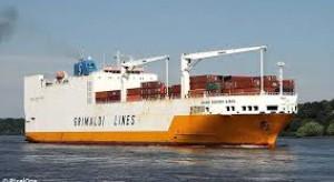 Co wożone jest w kontenerach, że dochodzi do pożaru statków?