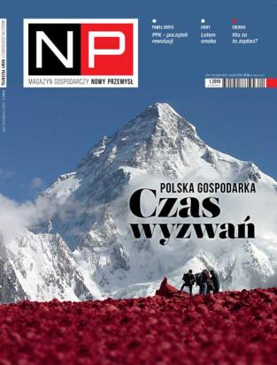 Magazyn Gospodarczy Nowy Przemysł 1/2019