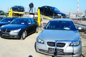 By zapłacić niższy podatek, rozbierali sprowadzane auta