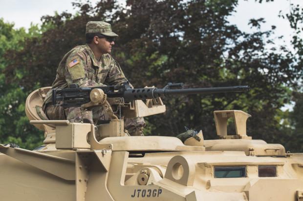 Pentagon: Amerykanie zostają w Polsce na dobre