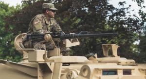 Na Litwę przybyli żołnierze USA ze sprzętem wojskowym