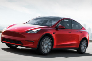 Tesla zaprezentowała elektryczny crossover Model Y