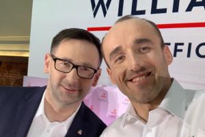 Robert Kubica rozstaje się z Williamsem. Co na to PKN Orlen?