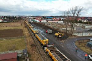 188 milionów zł na modernizacja linii kolejowej Mielec-Dębica