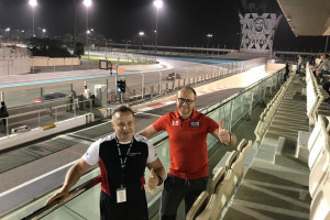 Orlen i Kubica to nie jedyne polskie akcenty w Formule 1. Pojawiła się też kryptowaluta