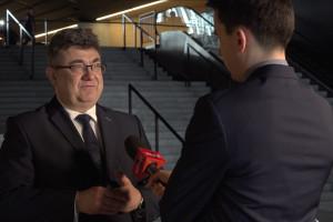 Grzegorz Tobiszowski chce promować polski sektor górniczy w Unii Europejskiej