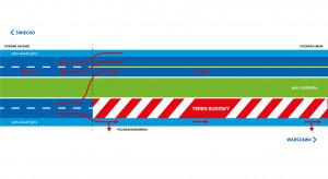 Autostrada Wielkopolska dobuduje trzeci pas koło Poznania