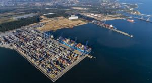 Polskie porty (jeszcze) rosną w siłę. Z dalszym rozwojem może być problem