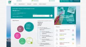 Credit Agricole rozpoczyna testy nowego serwisu internetowego