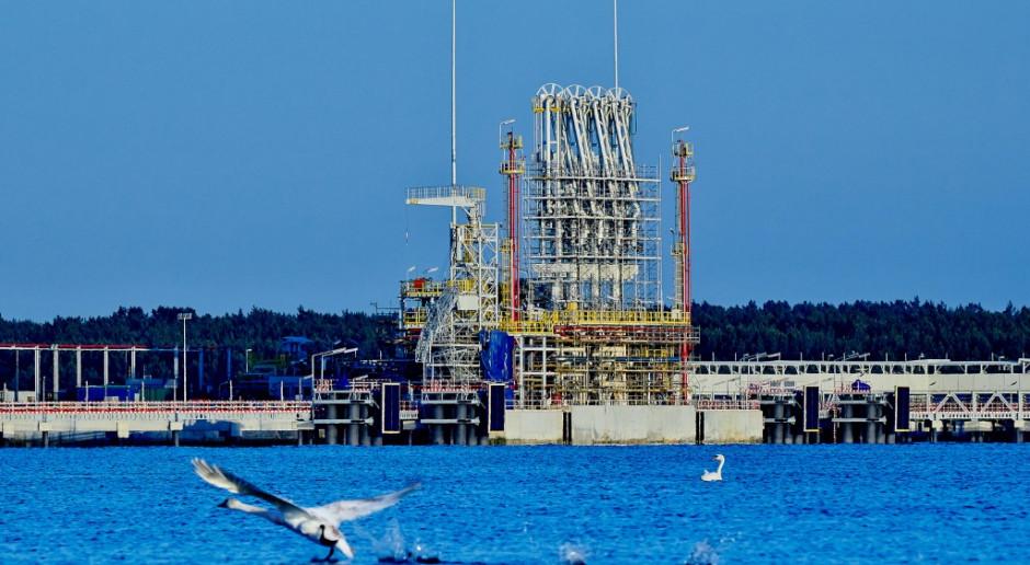 KE zatwierdziła plan rozbudowy terminalu LNG w Świnoujściu