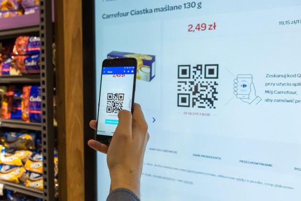 Google wspomoże cyfryzację sieci sklepów Carrefour