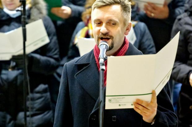 Robert Perkowski, były burmistrz Ząbek, wiceprezesem PGNiG