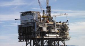Strajkują platformy wiertnicze na Morzu Północnym