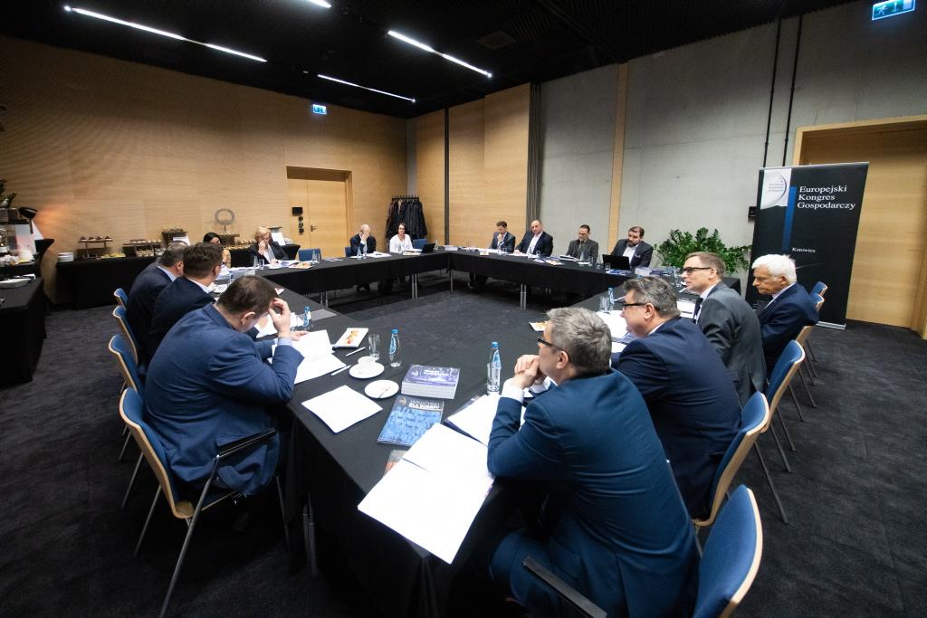 Rada Europejskiego Kongresu Gospodarczego to programowe gremium wpływające na merytoryczny zakres wydarzenia, rozłożenie akcentów i wybór priorytetów. Fot. PTWP