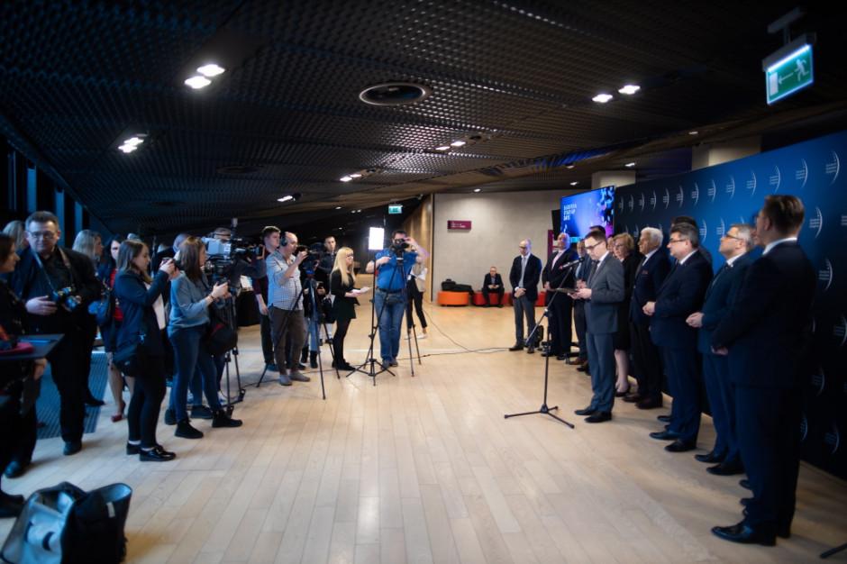 W piątek 22 marca w Katowicach zebrała się Rada Europejskiego Kongresu Gospodarczego. To programowe gremium wpływające na merytoryczny zakres wydarzenia, rozłożenie akcentów i wybór priorytetów. To działania konieczne wobec olbrzymiego zakresu poruszanych tematów. Fot. PTWP