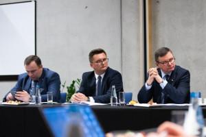 Zdjęcie numer 6 - galeria: Rada Europejskiego Kongresu Gospodarczego w obiektywie