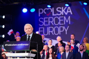Jarosław Kaczyński: Polska musi nadrobić historyczne straty