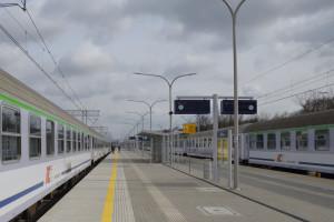 Nowe perony na Rail Baltica