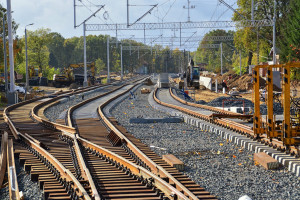 W Polsce ma powstać ponad 1600 km nowych linii kolejowych. Mamy mapę