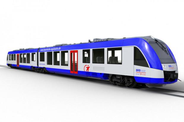 Alstom dostarczy 41 pociągów regionalnych do Bawarii