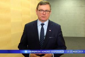 Infrastruktura i transport publiczny na Europejskim Kongresie Gospodarczym