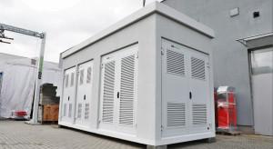 Polska firma zbudowała stację ładowania o mocy ponad 1 MW. Będzie pracowała w Niemczech