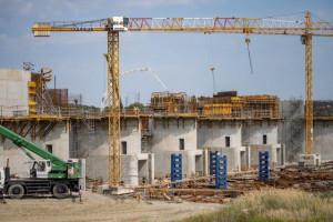 Budimex prowadzi intensywne prace na budowie zbiornika Racibórz Dolny