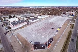 Port Gdańsk otworzył pierwszy parking buforowy