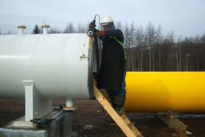 Operator gazociągu OPAL zmniejszy przesył gazu