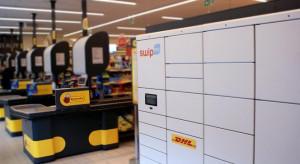 Paczkę od kuriera odbierzesz w automacie w Biedronce i Carrefourze