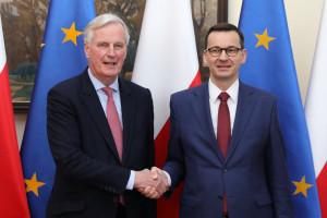 Premier Mateusz Morawiecki: jesteśmy otwarci na przedłużenie brexitu