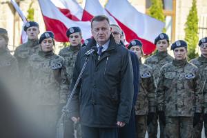 """""""Wzmacnianie polskiej armii jest reakcją na agresywną politykę Rosji"""""""