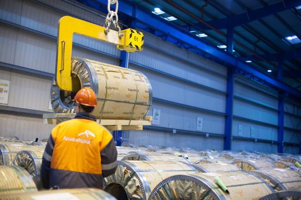 ArcelorMittal odpowiada związkowcom: Ograniczanie mocy w Polsce tymczasowe, mamy nadzieję na poprawę warunków