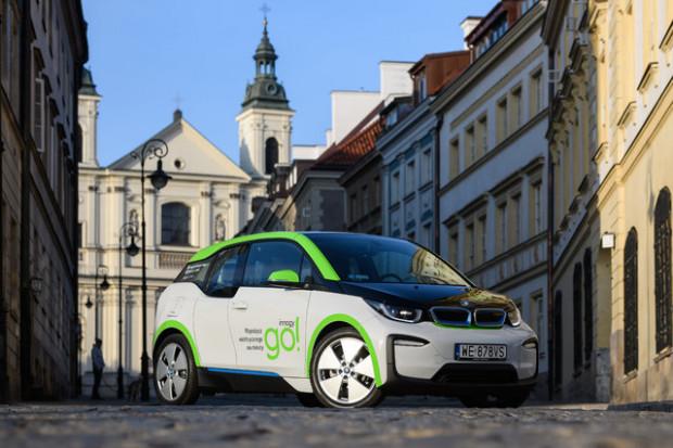 innogy uruchamia największy w Polsce, w pełni elektryczny car sharing